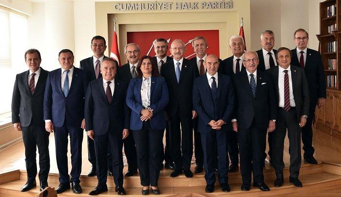 SODEM-SEN kuruldu, CHP'li belediye başkanları üye olmaya başladı