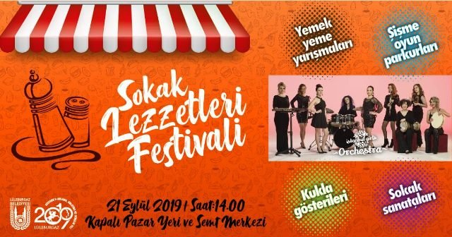 'Sokak Lezzetleri Festivali' başlıyor