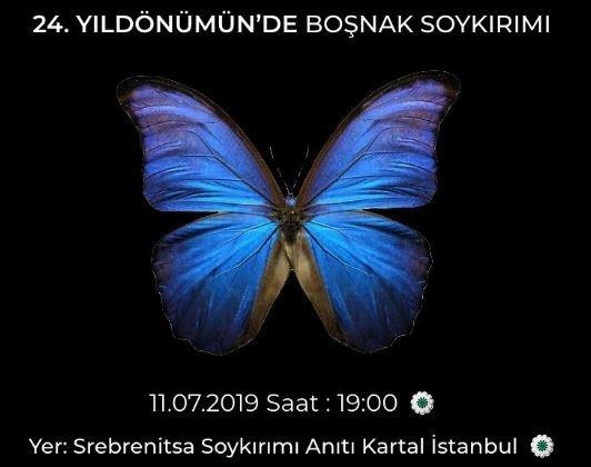 Srebrenitsa Soykırımı kurbanları bugün Kartal'da Türkiye'nin tek soykırım anıtında anılacak