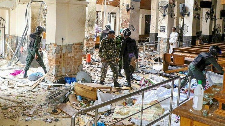 Sri Lanka'daki saldırılarda yaşamını yitirenlerin sayısı 290'a yükseldi