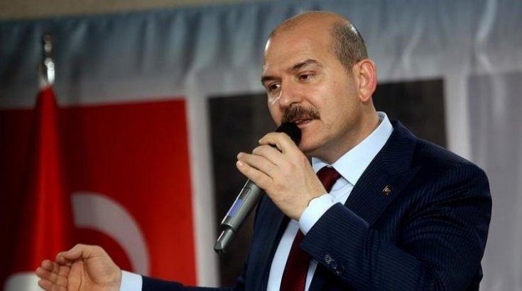 Süleyman Soylu'dan 'Menzilciler, İçişleri Bakanlığı'nda kadrolaştı mı?' sorusuna yanıt: Bir tane göstersinler bakanlığı bırakacağım