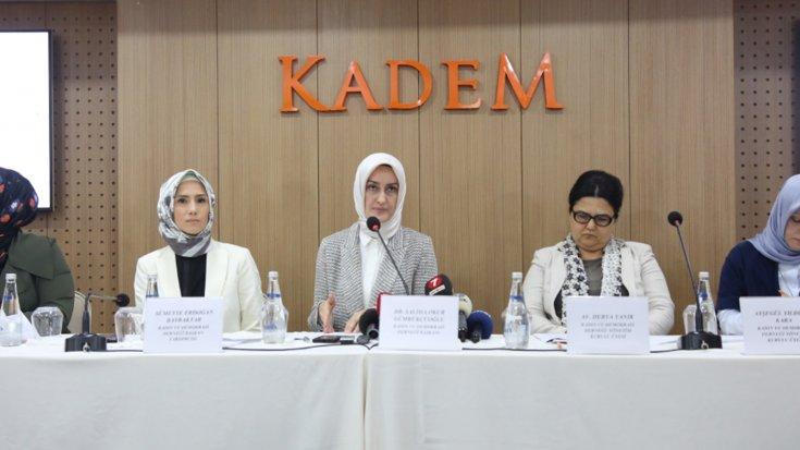 Sümeyye Erdoğan'ın da yönetiminde olduğu KADEM'den 'Soros' savunması