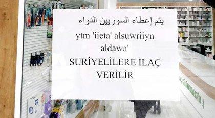 Suriyeliler neden ilaç alamıyor?