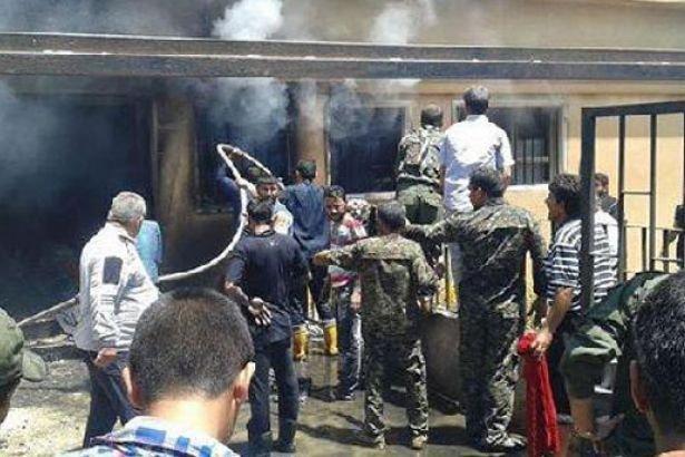 Suriye'nin Kamışlı kentinde IŞİD saldırısı: Ölü ve yaralılar var