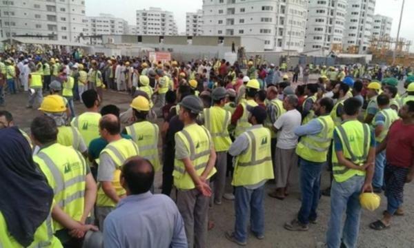 Suudi Arabistan'daki inşaat işçilerinin grevi sonuç verdi