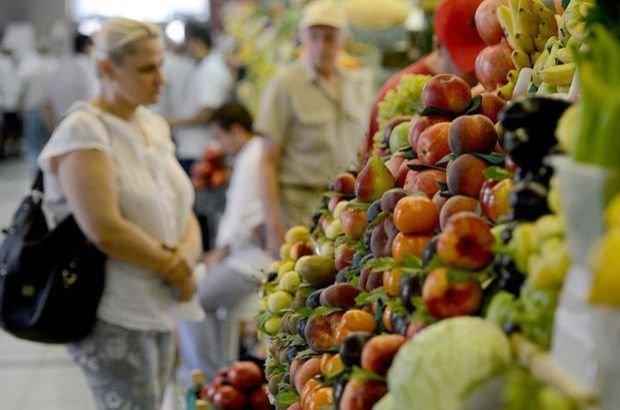 Yıllık enflasyon yüzde 16.65 seviyesine çıktı