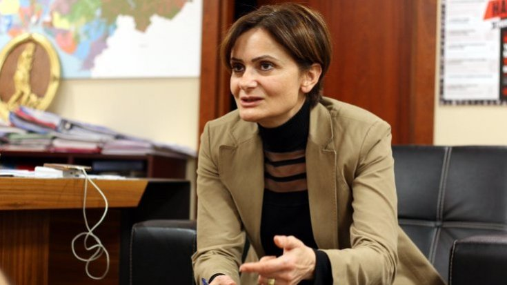 Toplumsal Bellek Platformu'ndan Canan Kaftancıoğlu'na destek