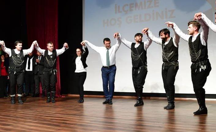 Trabzonlular Platformu'ndan Ekrem İmamoğlu'na destek çağrısı