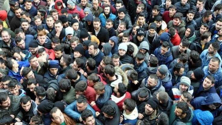 TÜİK'in yüzde 14 dediği işsizlik, DİSK-AR'ın raporuna göre yüzde 21'e ulaştı