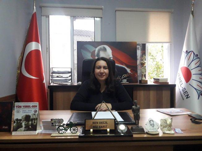 Tüm Yerel-Sen İzmir 1 Nolu Şube Başkanı'ndan 'Olağanüstü genel kurul' iddialarına ilişkin açıklama