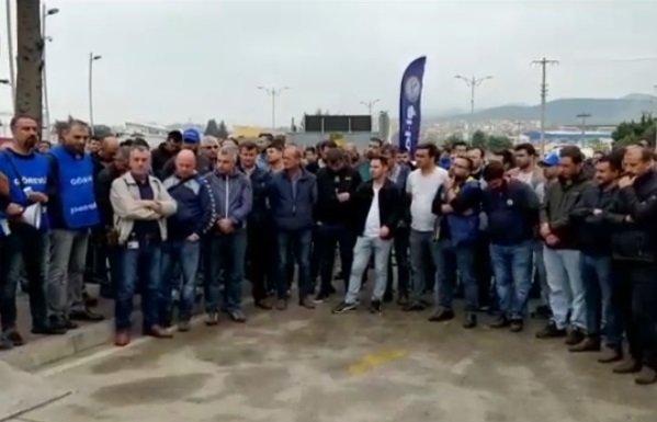 TÜPRAŞ işçileri: Koç Holding yönetimi kazanılmış hakları gasp etmeye çalışıyor