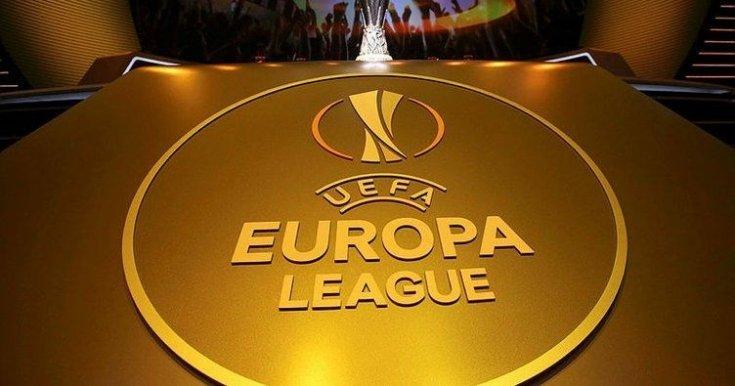 UEFA Avrupa Ligi'nde Beşiktaş, Trabzonspor ve Medipol Başakşehir'in rakipleri belli oldu