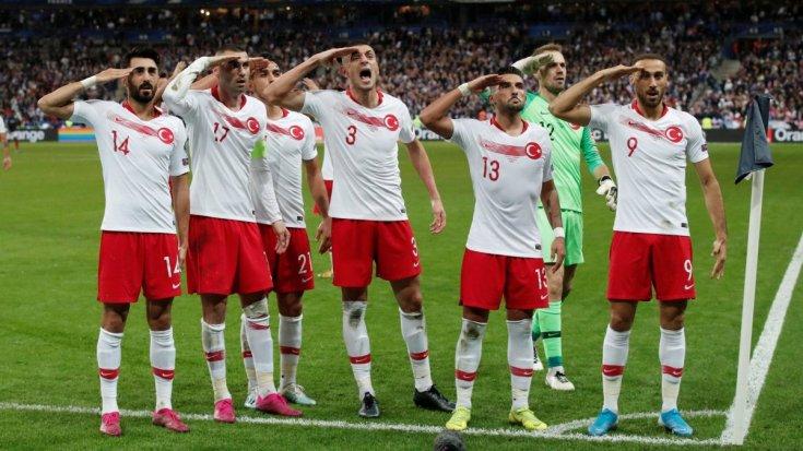 UEFA'dan Türkiye hakkında 'asker selamı' kararı