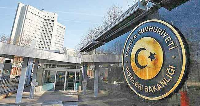 Uluslararası Af Örgütü Türkiye'nin 'savaş suçu' işlediğini iddia etti, Dışişleri Bakanlığı tepki gösterdi