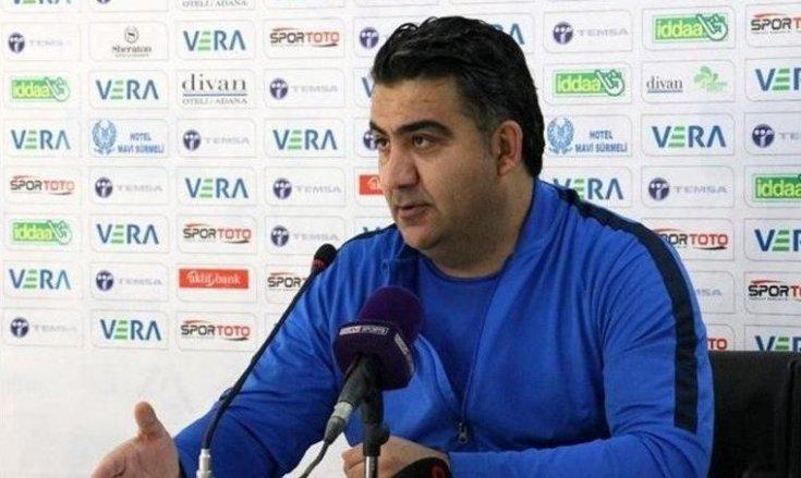 Ümit Özat'tan futbolcusuna: 'Bir gün oruç tutma arkadaş, bu zor bir şey değil ki...'