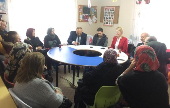 CHP Uzunköprü Belediye Başkan adayı Becan: Sevginin olduğu yerde engel yok