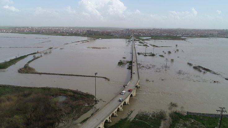 Uzunköprü ile Dimitrovgrad Belediyesi'nden sele karşı ortak proje