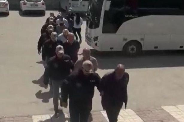 Van'da belediye daire başkanı ile müdürler dahil 9 kişi gözaltında