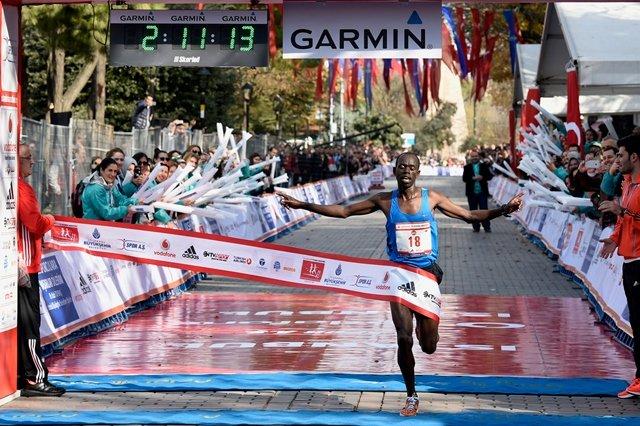 Vodafone 41. İstanbul Maratonu'nda şampiyonlar sahne alacak