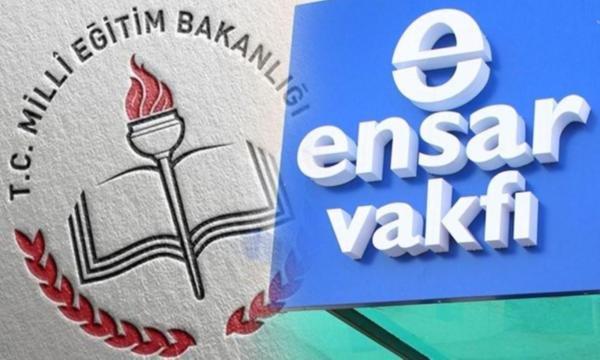 Yargı engelliyor, MEB yasak tanımıyor: Ensar Vakfı'nın okullarda faaliyet yürütmesine izin verildi!