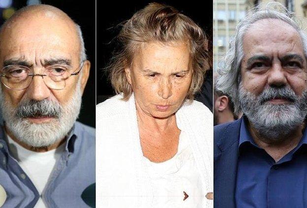 Yargıtay, Altan kardeşler ve Ilıcak davasında 'ağırlaştırılmış müebbet hapis' kararının bozulmasını istedi