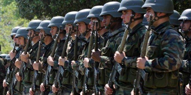 Yeni askerlik sistemine dair detaylar belli oldu