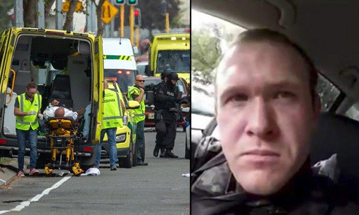 Yeni Zelanda'daki saldırganın bir süre Türkiye'de kaldığı ortaya çıktı