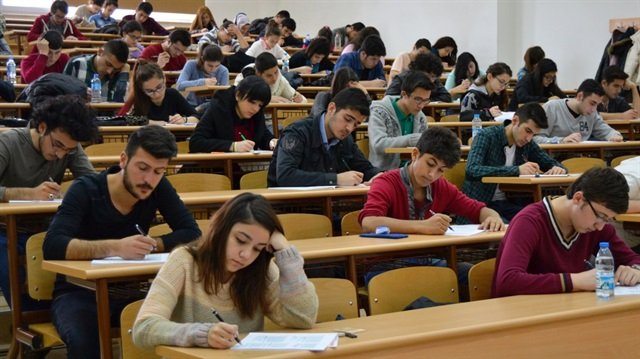 YKS'de 628 bin 796 öğrenci barajı aşamadı