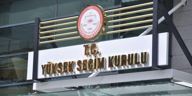 YSK'nın İstanbul takvimi işliyor... 23 Haziran'da İstanbul'da 21 aday yarışacak