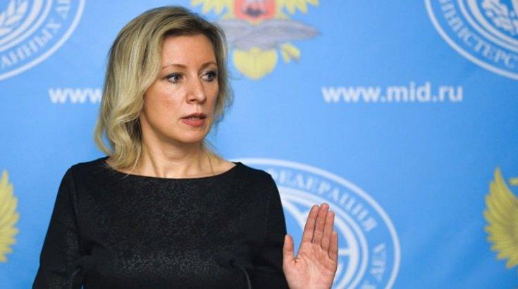 Zaharova: ABD askerlerinin boşaltacağı bölgelerin kontrolü Suriye hükümetine verilmeli