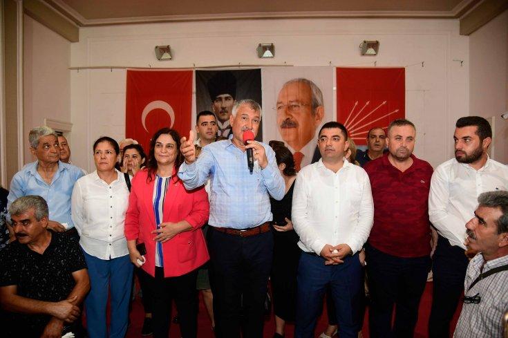 Zeydan Karalar: 'Cumhuriyeti kuruluş ayarlarına getirene kadar durmayacağız'