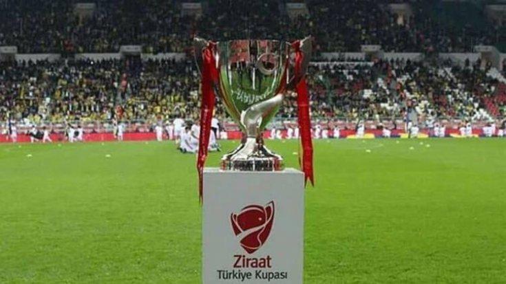 Ziraat Türkiye Kupası'nda 4'üncü tur maç programı belli oldu