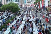 AKP'li belediyeden milyonluk sofraya 163 bin liralık mehter