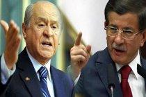 Bahçeli'nin 'Serok Ahmet' ifadelerine Davutoğlu cephesinden yanıt