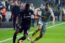 Beşiktaş, Malatyaspor'a  2-0 yenildi