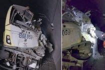 Bilecik'te kılavuz tren tünelde raydan çıktı: 2 makinist hayatını kaybetti