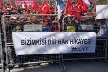 EYT'liler 26 Mayıs Pazar günü Yenikapı'da mitingde buluşuyor