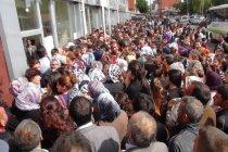 İşsizlik oranı yüzde 14'e yükseldi: 4 milyon 650 bin kişi işsiz