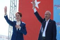 Kılıçdaroğlu ve Akşener bugün Antalya'da ortak miting yapacak