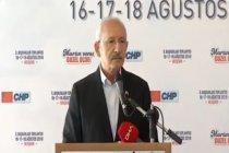 Kılıçdaroğlu'ndan Türk İş'e sert tepki: Sendikanın genel başkanı işçinin alınterini pazarlıyor, batsın sizin sendikanız