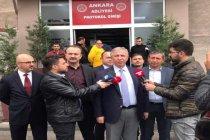 Mansur Yavaş hakim karşısına çıktı: Bir suç makinesinin iftiraları ile Ankara Büyükşehir Belediye Başkanını buraya diken şahısları kınıyorum