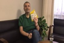 Prof. Dr. Haluk Savaş pasaportuna kavuştu
