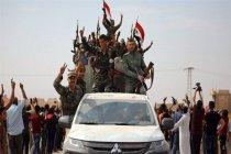 Rusya: Menbic'in kontrolü Suriye ordusunda