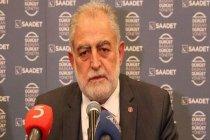 Saadet Partisi'nin İstanbul Adayı Gökçınar'dan 'Saadet Partililer bana oy verecektir' diyen Binali Yıldırım'a tepki