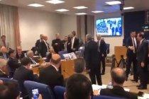 Süleyman Soylu ve Cihangir İslam Bütçe Komisyonunda tartıştı
