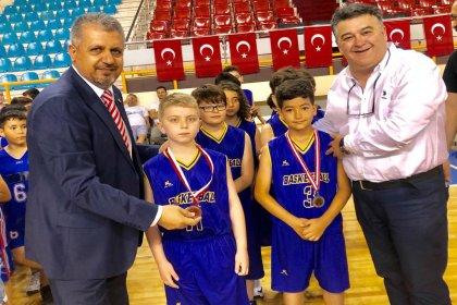 10 Yaş Altı Basketbol Şampiyonası sona erdi