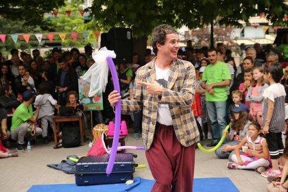 14. Uluslararası Eskişehir Çocuk ve Gençlik Tiyatroları Festivali başlıyor