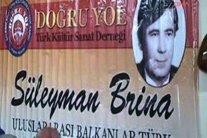 21. ve 22. Uluslararası Süleyman Brina Balkanlar Türk Kültürü Hizmet ödülü sahipleri belli oldu