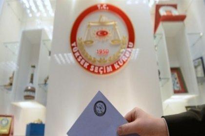 23 Haziran İstanbul seçimi için seçim yasakları bugün itibarıyla başladı