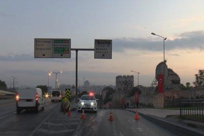 29 Ekim dolayısıyla Vatan Caddesi trafiğe kapatıldı